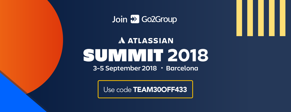 Atlassian Summit 2018