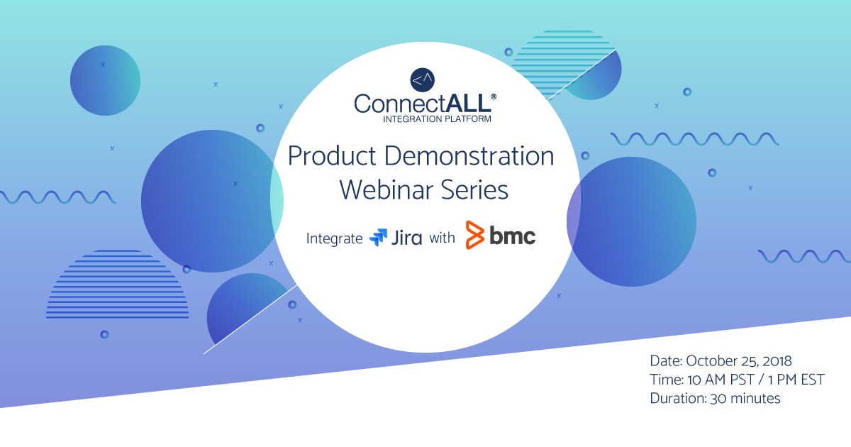 ConnectALL Webinar JSD - BMC