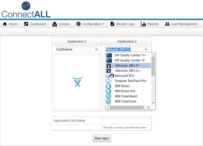 ConnectALL Applications