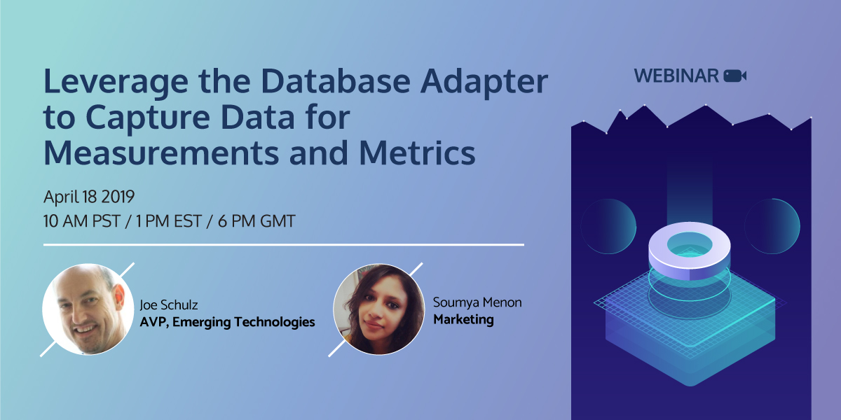 Database Adapter webinar