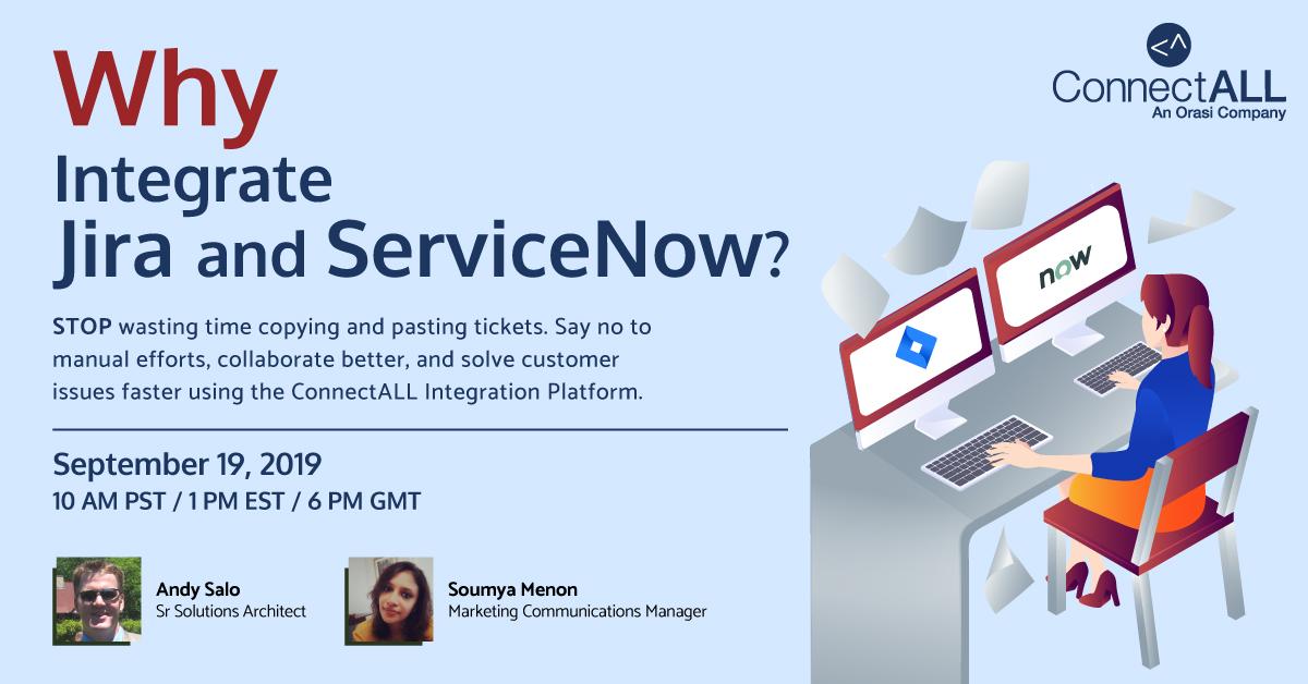ServiceNow Jira Webinar