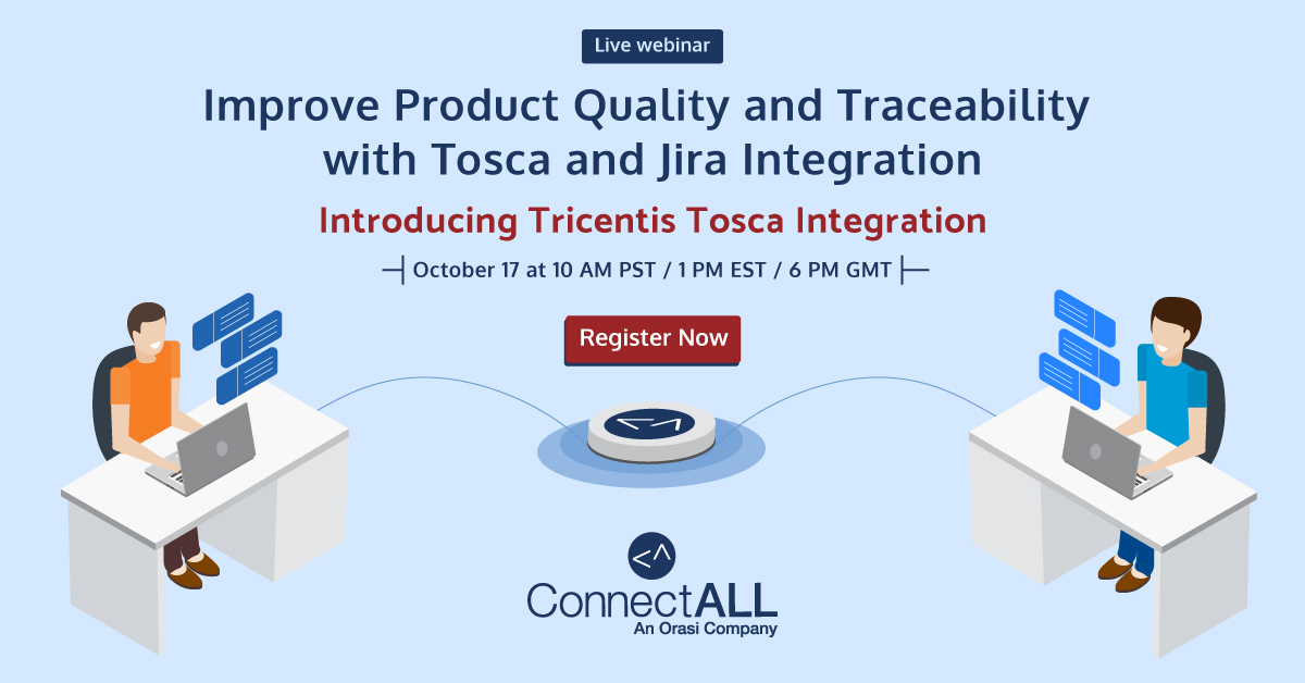 Jira Tosca Integration