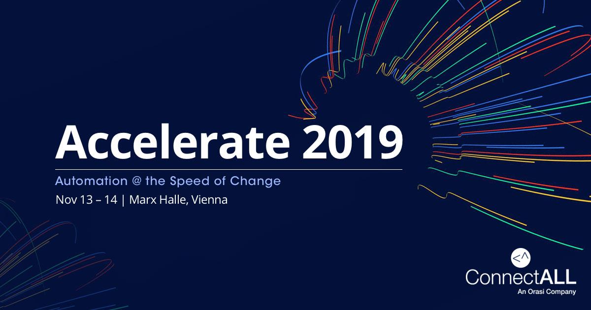 Tricentis Accelerate Vienna 2019