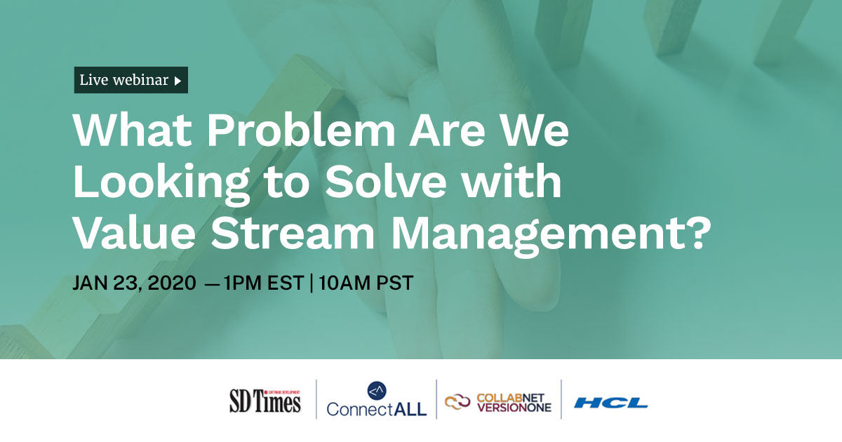 What Problem Are We Solving with Value Stream Management?
