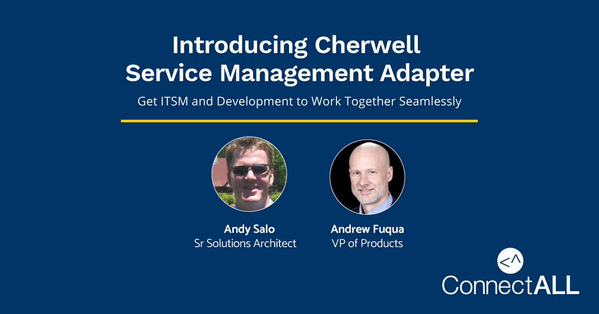 Cherwell Service Management Integration