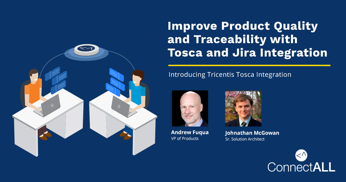 Improve Product Quality and Traceability with Tosca and Jira Integration