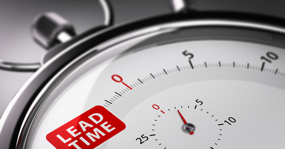 How to Use Lead Time – Some Pragmatic Advice