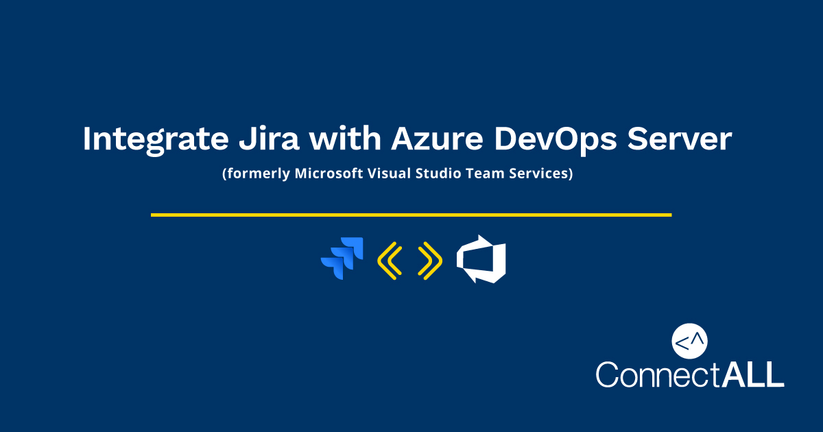 Integrate Jira with Azure DevOps Server