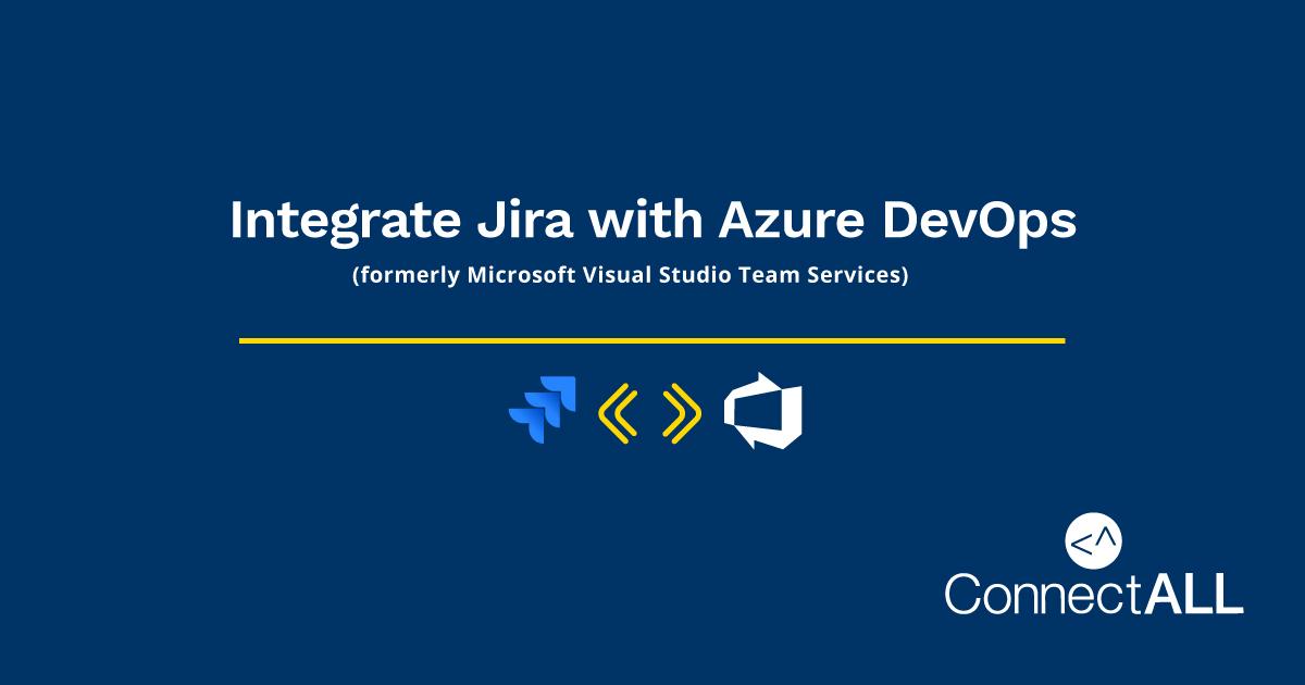 Integrate Jira with Azure DevOps