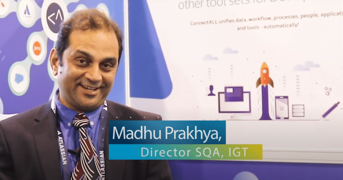 How IGT Maximized Productivity with ConnectALL Integration Platform