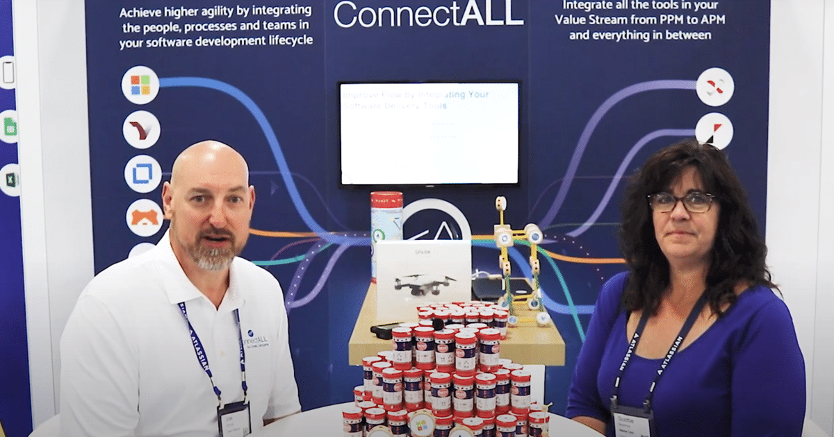 An Insurance Company Uses ConnectALL for Value Stream Integration