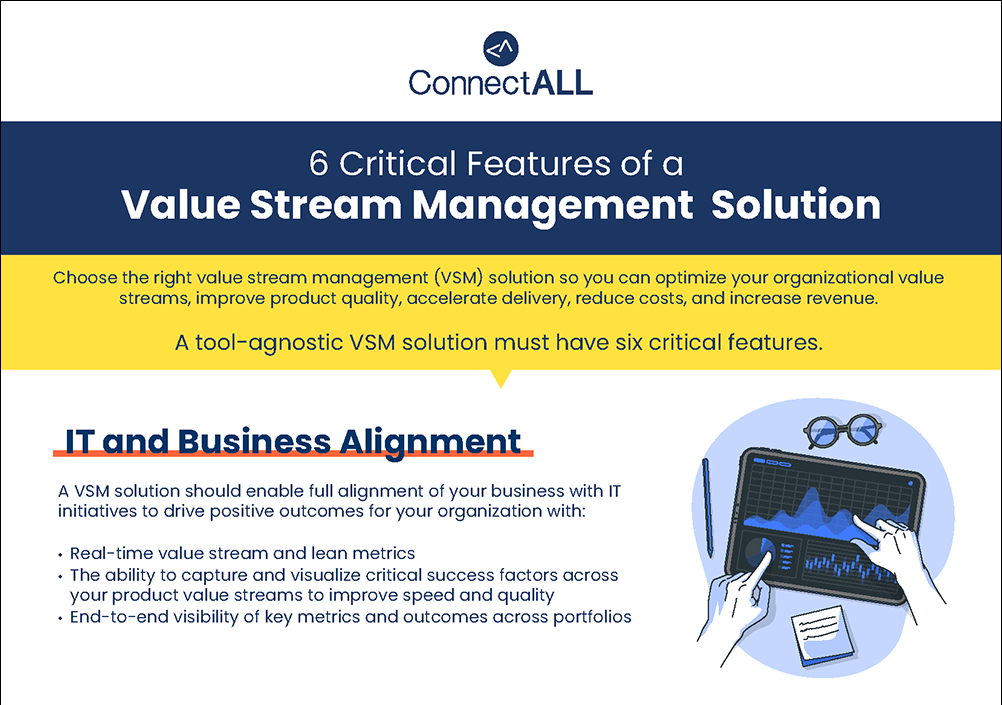 Six Critical Features of a VSM Solution