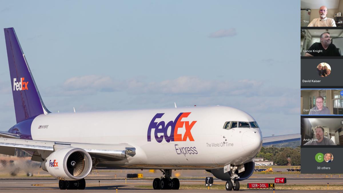 ConnectALL FedEx Day